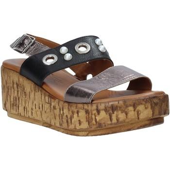 Čevlji  Ženske Sandali & Odprti čevlji Melluso HK55056F Siva