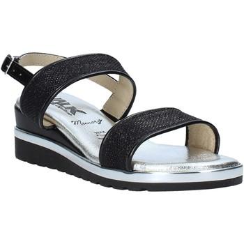 Čevlji  Ženske Sandali & Odprti čevlji Melluso H037073 Črna