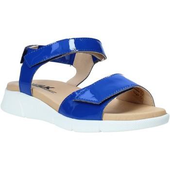 Čevlji  Ženske Sandali & Odprti čevlji Melluso Q60220X Modra