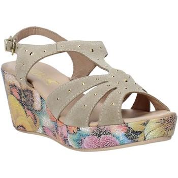 Čevlji  Ženske Sandali & Odprti čevlji Melluso H037040 Bež
