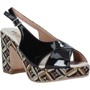 Čevlji  Ženske Sandali & Odprti čevlji Melluso H037080 Črna
