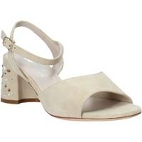 Čevlji  Ženske Sandali & Odprti čevlji Melluso HS531 Bež