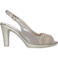 Čevlji  Ženske Sandali & Odprti čevlji Melluso HR50117 Siva