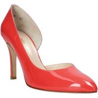 Čevlji  Ženske Salonarji Melluso HD082 Rdeča