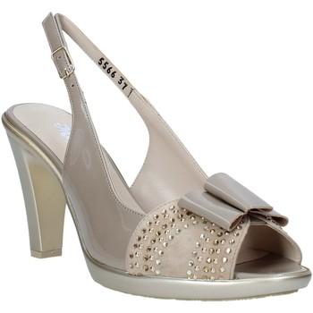 Čevlji  Ženske Sandali & Odprti čevlji Melluso HR50124 Siva
