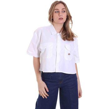 Oblačila Ženske Srajce & Bluze Dickies DK0A4XE1WHX1 Biely