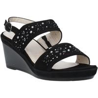 Čevlji  Ženske Sandali & Odprti čevlji Melluso HR70512 Črna