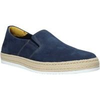 Čevlji  Moški Mokasini Valleverde 20890 Modra