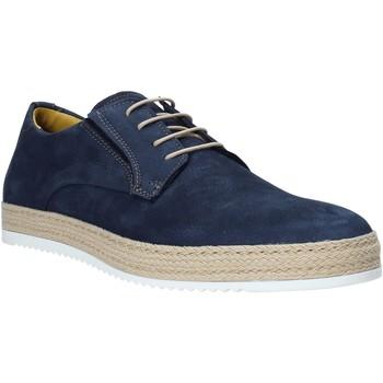 Čevlji  Moški Čevlji Derby Valleverde 20891 Modra