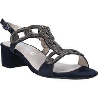 Čevlji  Ženske Sandali & Odprti čevlji Valleverde 45140 Modra