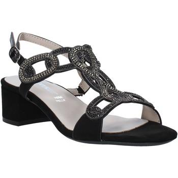 Čevlji  Ženske Sandali & Odprti čevlji Valleverde 45140 Črna
