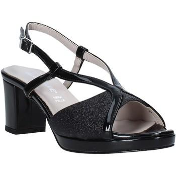 Čevlji  Ženske Sandali & Odprti čevlji Valleverde 46373 Črna