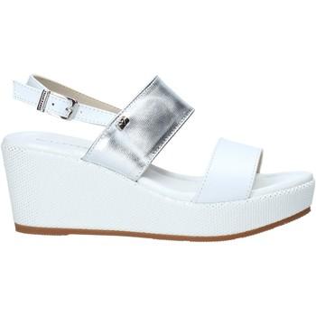 Čevlji  Ženske Sandali & Odprti čevlji Valleverde 32212 Biely