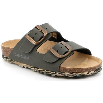 Čevlji  Otroci Natikači Grunland CB2651 Zelena