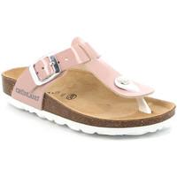 Čevlji  Deklice Japonke Grunland CB0928 Roza