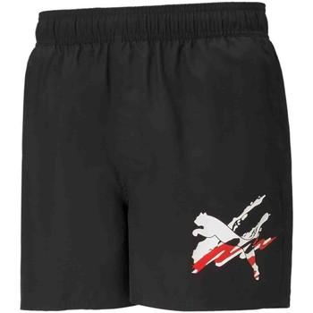 Oblačila Moški Kopalke / Kopalne hlače Puma 586743 Črna