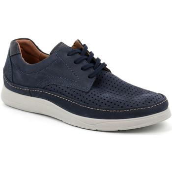 Čevlji  Moški Nizke superge Grunland SC5197 Modra