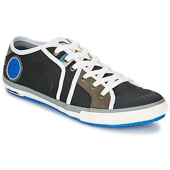 Čevlji  Moški Nizke superge Diesel Basket Diesel Črna
