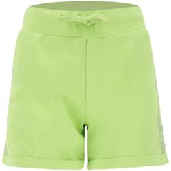 Oblačila Ženske Kratke hlače & Bermuda Freddy S1WCLP3 Zelena