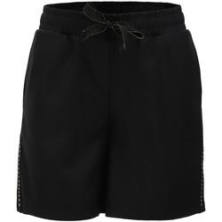 Oblačila Ženske Kratke hlače & Bermuda Freddy S1WSDP13 Črna