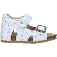 Čevlji  Otroci Sandali & Odprti čevlji Falcotto 1500737 11 Biely