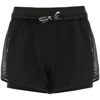 Oblačila Ženske Kratke hlače & Bermuda Freddy S1WTBP7 Črna