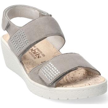 Čevlji  Ženske Sandali & Odprti čevlji Mephisto P5133902 Siva