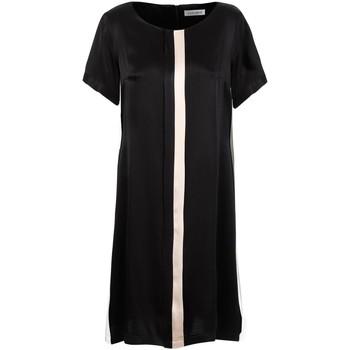Oblačila Ženske Kratke obleke Café Noir JA6260 Črna