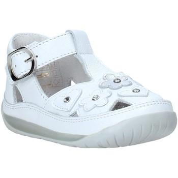 Čevlji  Deklice Sandali & Odprti čevlji Falcotto 1500668 01 Biely