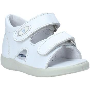 Čevlji  Otroci Sandali & Odprti čevlji Falcotto 1500675 01 Biely