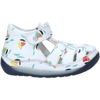 Čevlji  Otroci Sandali & Odprti čevlji Falcotto 1500726 23 Biely