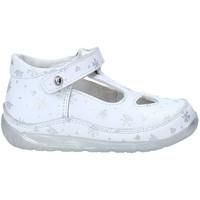 Čevlji  Deklice Sandali & Odprti čevlji Falcotto 2013358 16 Biely