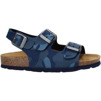 Čevlji  Otroci Sandali & Odprti čevlji Grunland SB1681 Modra