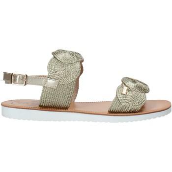 Čevlji  Deklice Sandali & Odprti čevlji Miss Sixty S21-S00MS786 Zlato