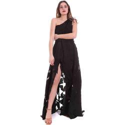 Oblačila Ženske Dolge obleke Federica Tosi FTE20AB070.0CH0013 Črna