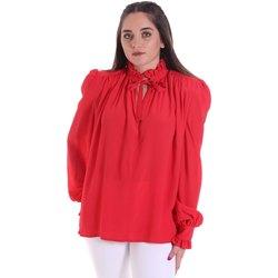 Oblačila Ženske Topi & Bluze Cristinaeffe 0138 2291 Rdeča