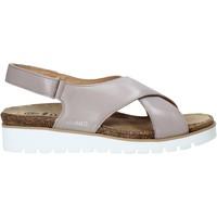 Čevlji  Ženske Sandali & Odprti čevlji Mephisto P5136572 Siva