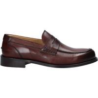 Čevlji  Moški Mokasini Exton 102 Rjav
