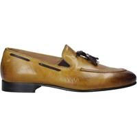 Čevlji  Moški Mokasini Exton 1026 Rumena