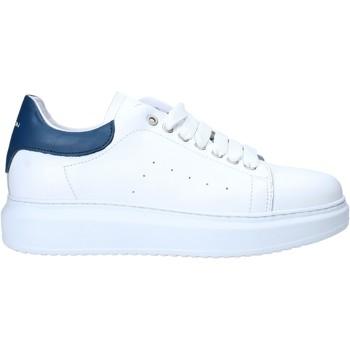 Čevlji  Moški Nizke superge Exton 955 Biely
