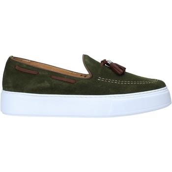 Čevlji  Moški Mokasini Exton 511 Zelena