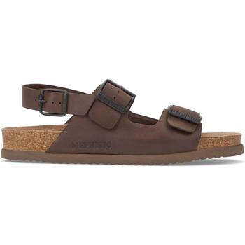 Čevlji  Moški Sandali & Odprti čevlji Mephisto P5117407 Rjav