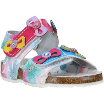 Čevlji  Deklice Sandali & Odprti čevlji Balducci AG-1555 Roza