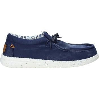Čevlji  Moški Mokasini U.s. Golf S21-S00US322 Modra