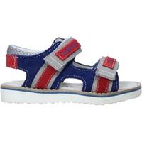 Čevlji  Otroci Športni sandali Balducci BS831 Modra