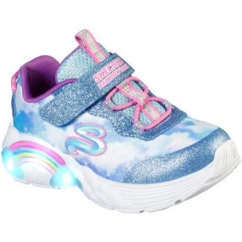 Čevlji  Otroci Modne superge Skechers 302300N Modra