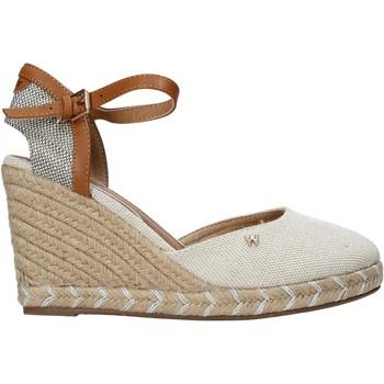 Čevlji  Ženske Sandali & Odprti čevlji Wrangler WL11610A Bež