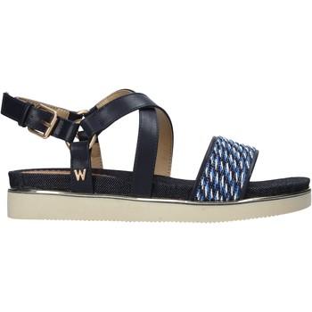 Čevlji  Ženske Sandali & Odprti čevlji Wrangler WL11702A Modra