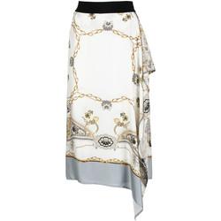 Oblačila Ženske Krila Café Noir JO6080 Biely