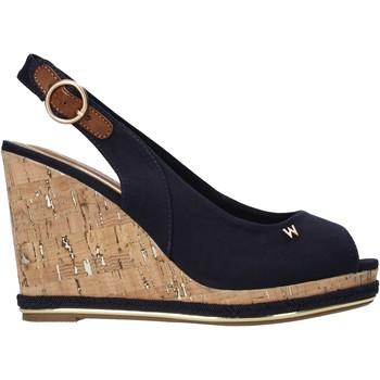Čevlji  Ženske Sandali & Odprti čevlji Wrangler WL11651A Modra